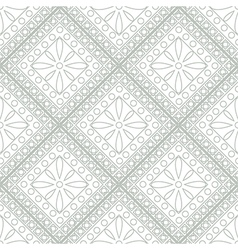 Symmetrical geometric background with rhombus vector
