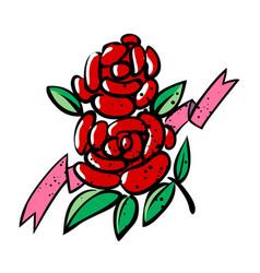 Cartoon image of 8 march symbol vector
