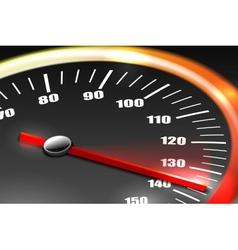 Speedometer background vector