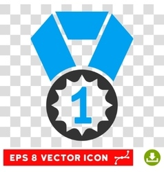First place eps icon vector