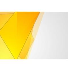 Tech corporate bright minimal background vector