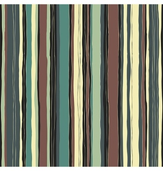 Retro colors stripes seamless pattern vector