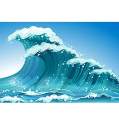 Single wave vector image