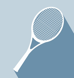 Racket Icon vector image vector image