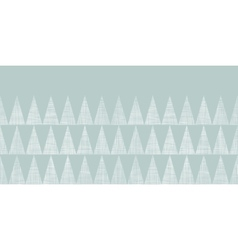 Abstract silver gray fabric textured triangles vector image vector image
