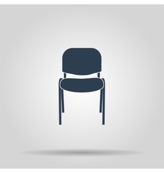 Chair icon concept for design vector