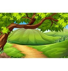 A green environment vector