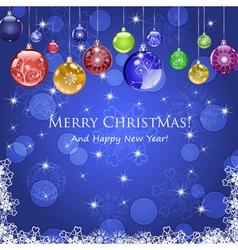 Merry christmas 1 vector