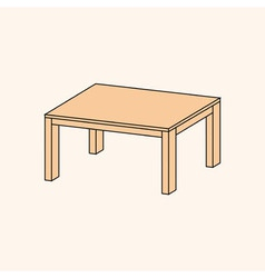 Tables vector image