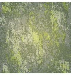Abstract seamless texture of gray green rusted vector