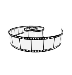 Isolated film vector