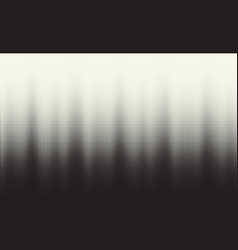 halftone gradient vector image