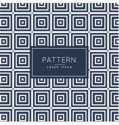 Square shape pattern background vector