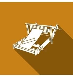 Loom icon vector