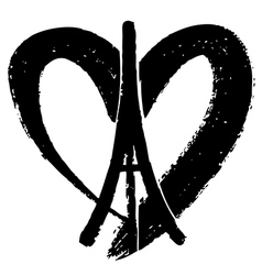 Peace for paris 1 vector