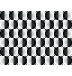 circle abstract vector image vector image