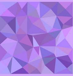 Geometric abstract triangle tile mosaic pattern vector