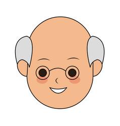 Man cute cartoon icon image vector