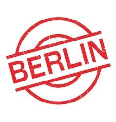 Berlin rubber stamp vector