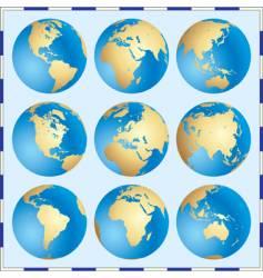 Global set vector