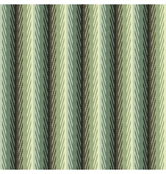 geometric striped print vector image vector image