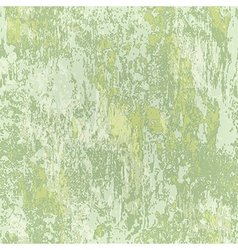 Abstract seamless texture of light green rusted vector