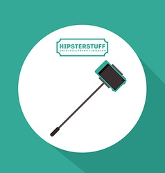 Hipster stuff design vector