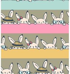 Bunnies vector