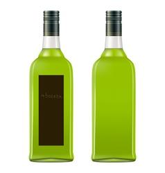 absinthe vector image