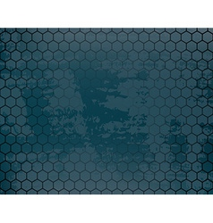 Background consists of a honeycomb vector