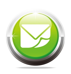 E-mail contact message design icon vector