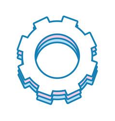 gear vector image