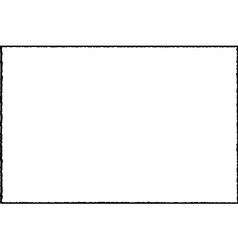 Distress Border vector image vector image