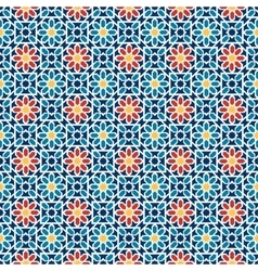 Islamic seamless pattern arabian geometric vector image vector image