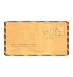 old envelope vector image vector image