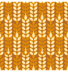 Wheat seamless2 vector