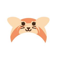 cute kawaii fashion hat vector image