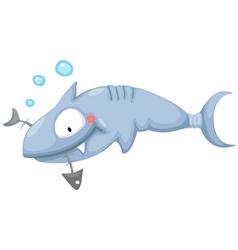 A shark vector