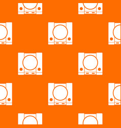 Playstation pattern seamless vector