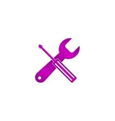Repair service simbol tools singn vector