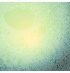 Mint grunge texture vector