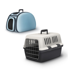 Pets carrier vector