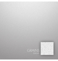 Grains texture vector
