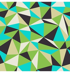 Seamless triangle pattern geometric vector