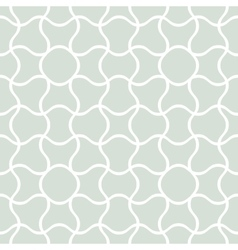 Abstract seamless interlocking pattern vector
