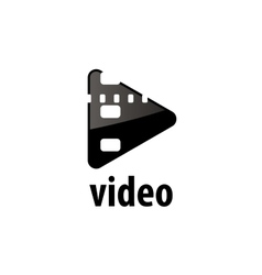 Logo film vector