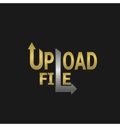 Upload file vector