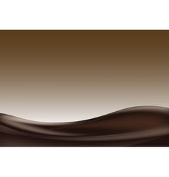 Dark chocolate wave vector