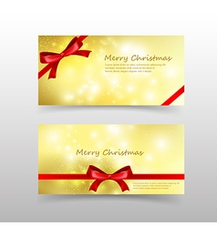 004 christmas card template for invitation and vector