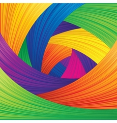 Multicolored abstract background vector